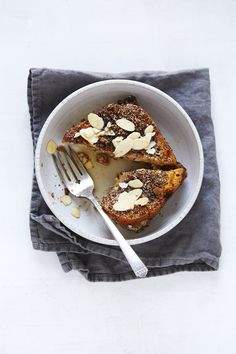 Chai French Toast // Gluten-Free and such a delicious way to kickoff Christmas morning breakfast!
