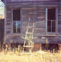Ladder #polaroid #georgia #south #oldsouth