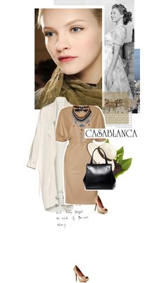 """""""#Casablanca (nowadays)"""" by vanille on Polyvore"""