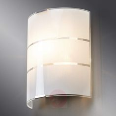 Image result for glass wall lights