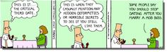 The Elephant Rope     Morning Story and Dilbert