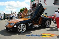 chrysler crossfire tuning #1                                                                                                                                                                                 More