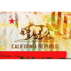 "ParvezTaj 'Cali' by Parvez Taj Painting Print on Wrapped Canvas Size: 16"" H x 24"" W x 1.5"" D"