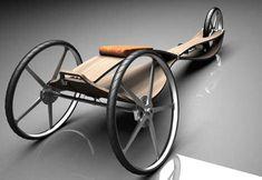 193486b09 Rad Renaissance Rides. Wooden BicycleFolding ...