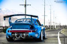 Porsche Twin Turbo 930