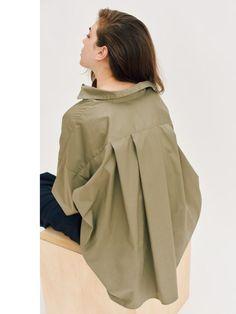 ビッグポケットシャツ(シャツ)|Mila Owen(ミラ オーウェン)|ファッション通販|ウサギオンライン公式通販サイト