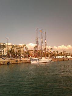 Marina de Barcelonata, Spain