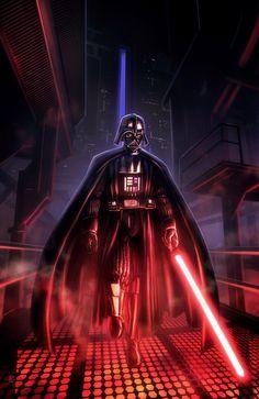 Star Wars Darth Vader Tribute by pierreloyvet on deviantART