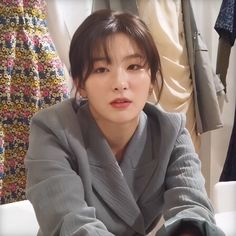 Seulgi Icons, Cool Girl, My Girl, Kang Seulgi, Asian Babies, Red Velvet Seulgi, Velvet Fashion, Queen, Ulzzang Girl