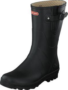 Viking - Hedda Black gummistøvler, 597 nok brandos.no