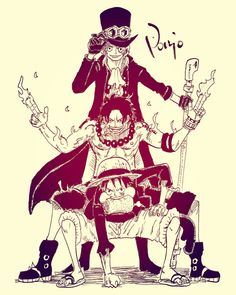 One Piece Comic, One Piece Ace, One Piece Fanart, One Piece Wallpaper Iphone, Ace Sabo Luffy, One Piece Pictures, Dark Fantasy Art, Character Art, Anime Art