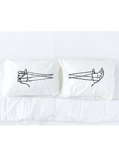 Hey, I found this really awesome Etsy listing at https://www.etsy.com/listing/238561737/cats-cradle-pillowcase-set-in-black