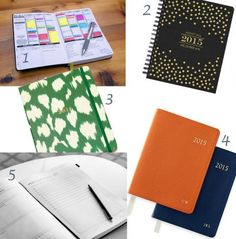 passion planner, weekly planner, papersource planner, kate spade planner,  mark and graham calendar, popforms, spark notebooks, 2015 planners, best 2015 planners