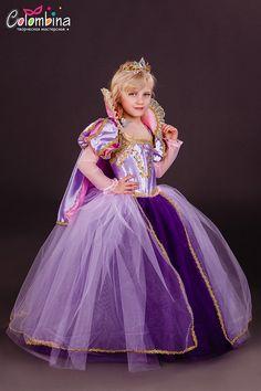 Princess Dress Up, Princess Rapunzel, Disney Princess Dresses, Rapunzel Costume, Rapunzel Dress, Little Girl Dresses, Girls Dresses, Flower Girl Dresses, Prince Costume