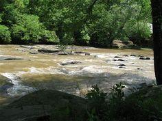 Coosawattee River.
