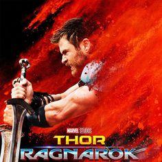 Galería Posters Thor Ragnarok | La Séptima Caja