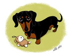 Receive fantastic recommendations on Dachshund. They are actually accessible for you on our site. Basset Dachshund, Dachshund Funny, Long Haired Dachshund, Mini Dachshund, Daschund, Winnie Dogs, Dog Illustration, Scottish Terrier, Dog Art