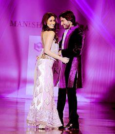 Model couple. #Kareena #Saif #Bollywood