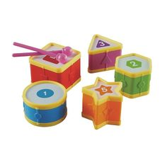 Learning Resources Learning Drums, Multicolor