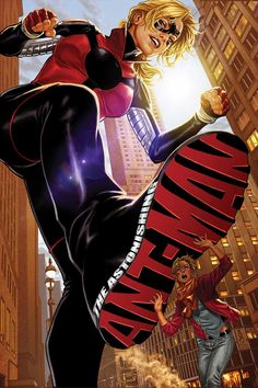 Cassie Lang by Mark Brooks