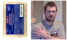 Kiehl's Ultimate Man Body Scrub Soap Review