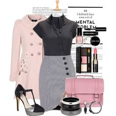 """""""I Mean Business"""" by mrsleflore on Polyvore"""