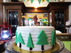 Sasquatch Cake