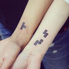 15 coppie tatuaggi 15