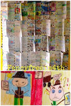 California Gold Rush 4th Grade Social Studies: Fancy Free in Fourth