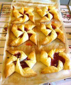 Girelle di Pasta Sfoglia
