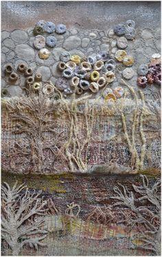 Deryll Hibbit Gordano Textile Artists Bristol
