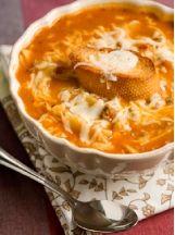 WW Lasagna Soup