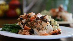 http://atvnetworksamerica.com/ Fish Recipes - How to Make Flounder Mediterranean