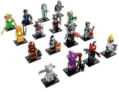 NEW LEGO SERIES 14 Set of all 16 MONSTER MINIFIGS collectible minifigures 71010 | Toys & Hobbies, Building Toys, LEGO | eBay!