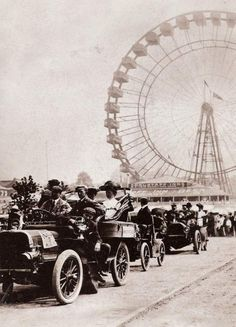 St. Louis World's Fair, 1904
