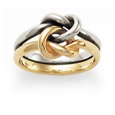 Original Lovers' Knot Ring at James Avery