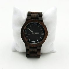 Xi Wood Watches Men Women Unisex  Eye Catching Aniversary Gift S-1209