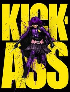 How to make your own Hit Girl costume
