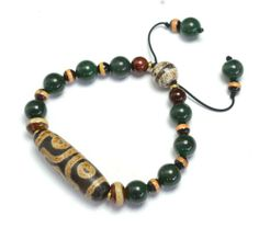 Antique Style Tibetan 3 Dragon Eyes Protection Dzi Bead Amulet Bracelet -Feng Shui Energy Fortune Jewelry & Healing Beauty,http://www.amazon.com/dp/B00BBFORQ6/ref=cm_sw_r_pi_dp_aJJytb1Z2NXDEP9W