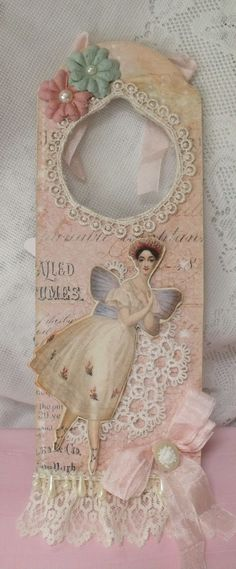 Bobbij's Gallery: Door hanger for SS swap, side1