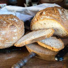 My favorite bread recipe using King Arthur flours. Recipe on Whole Wheat Bread, Whole Wheat Flour, Dutch Oven Bread, King Arthur Flour, Food 52, No Bake Desserts, Recipe Using, Bread Recipes, Breads