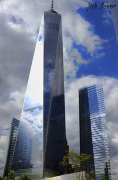 https://flic.kr/p/xVtfWS | New York-World Trade Center 1 (HDR) | World Trade Centre 1, New York 2015