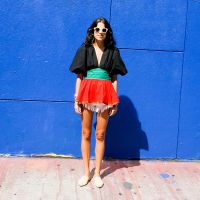 Put on the best summer outfits of 2016! All of them, at once!