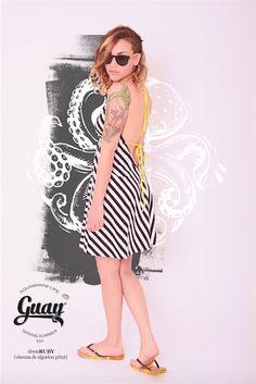 ·Guay·SS17·AquamarineLife ·dressRuby·