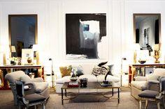 Tour New York's Dreamy Designer Holiday House via @domainehome