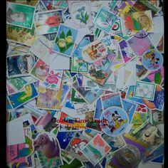 100 PCS / LOT Japan Used With Post Mark Off Paper Special Commemoration Random Good Condition Timbres Postage Stamps #jewelry, #women, #men, #hats, #watches, #belts, #fashion