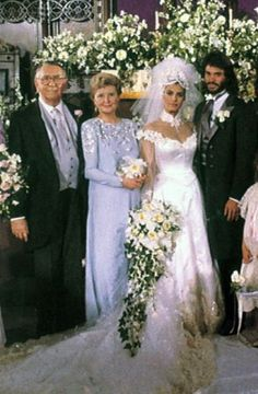 Bo and Hope's first wedding. ( Days of Our Lives ).  My favorite!!