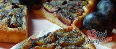 Recept Kynutý švestkový koláč s mákem French Toast, Breakfast, Food, Morning Coffee, Recipes, Essen, Meals, Yemek, Eten