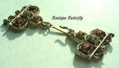 'Vintage Vendome 4 strand Clasp' is going up for auction at  6pm Sun, Jul 1 with a starting bid of $15.