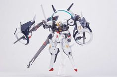 Gundam TR-# - Customized Build     Modeled by  模XING